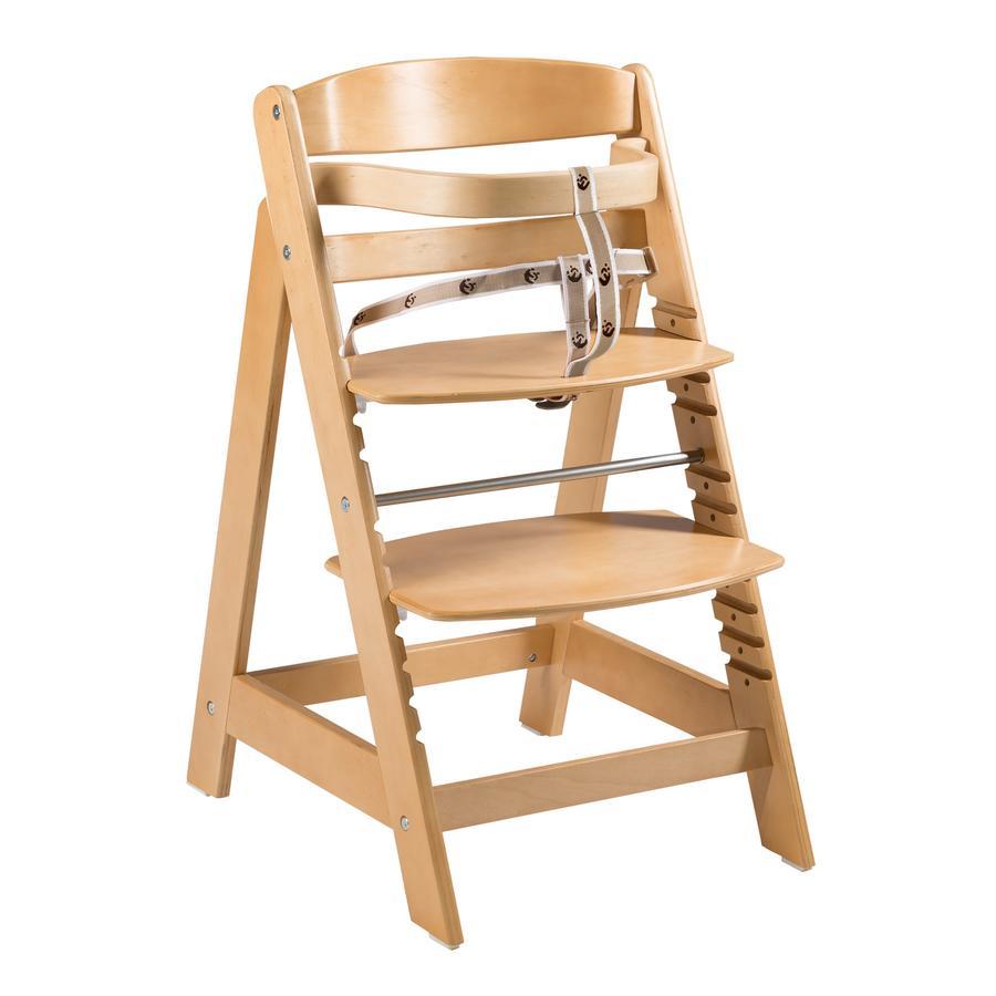 ROBA Jídelní židlička Sit Up Click natur