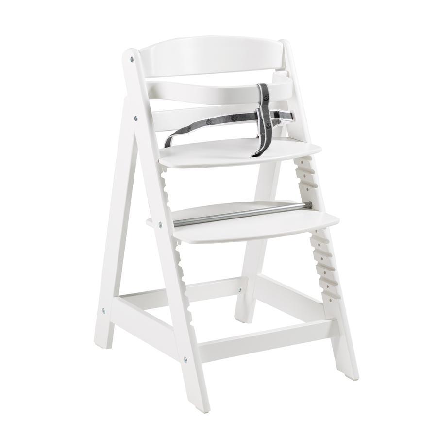 Roba Jídelní židlička Sit Up Click bílá