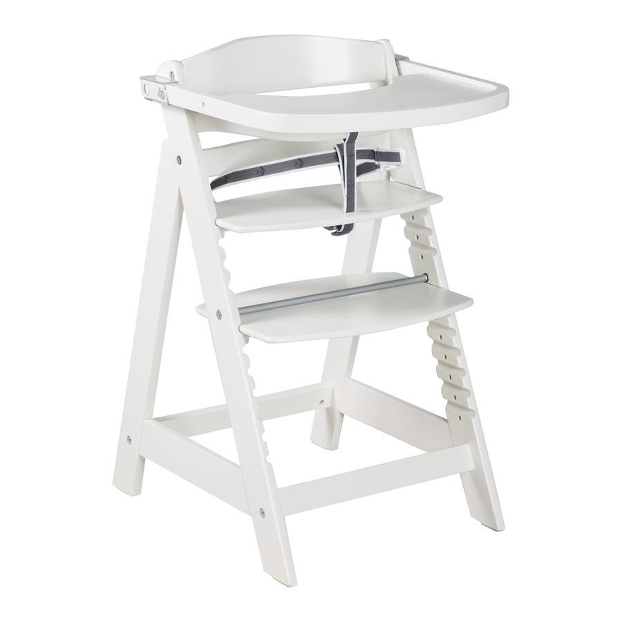 Roba Højstol Sit Up Click & Fun hvid