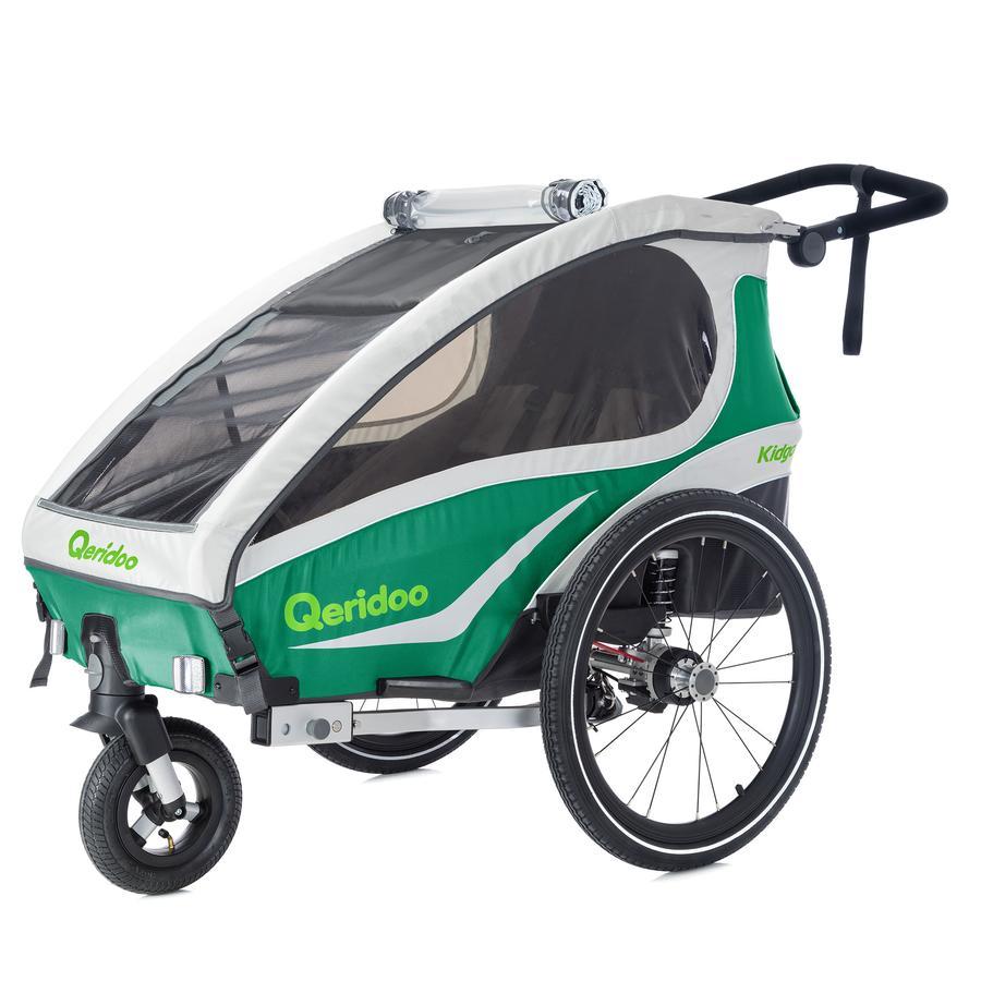 Queridoo® Fietskar Speedkid2 groen 2017