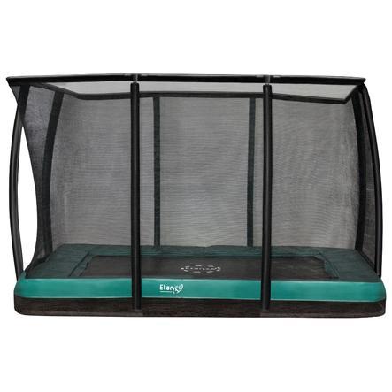 Etan Inground Premium Złoto 1075 Combi Deluxe , 3,00 x 2,30 m Zielony