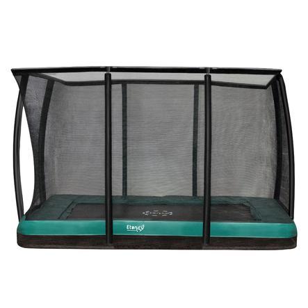 Etan Inground Premium Złoto 0965 Combi Deluxe , 2,80 x 2,00 m Zielony