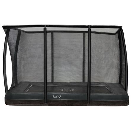 Etan Inground Premium Oro 1075 Combi Deluxe , 3,00 x 2,30 m Antracite/grigio