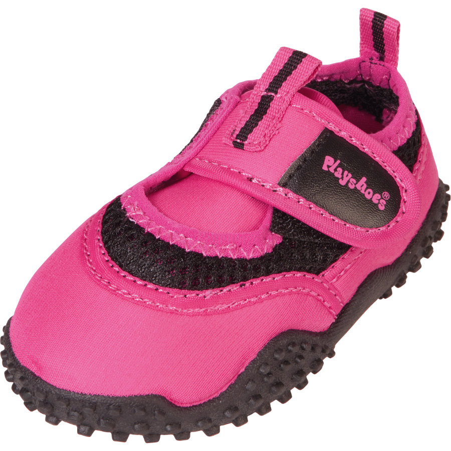Playshoes Aqua-Schuh neonpink