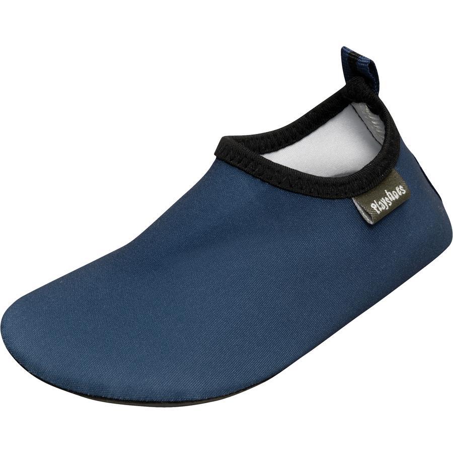 Playshoes Zapatillas de Baño uni marine