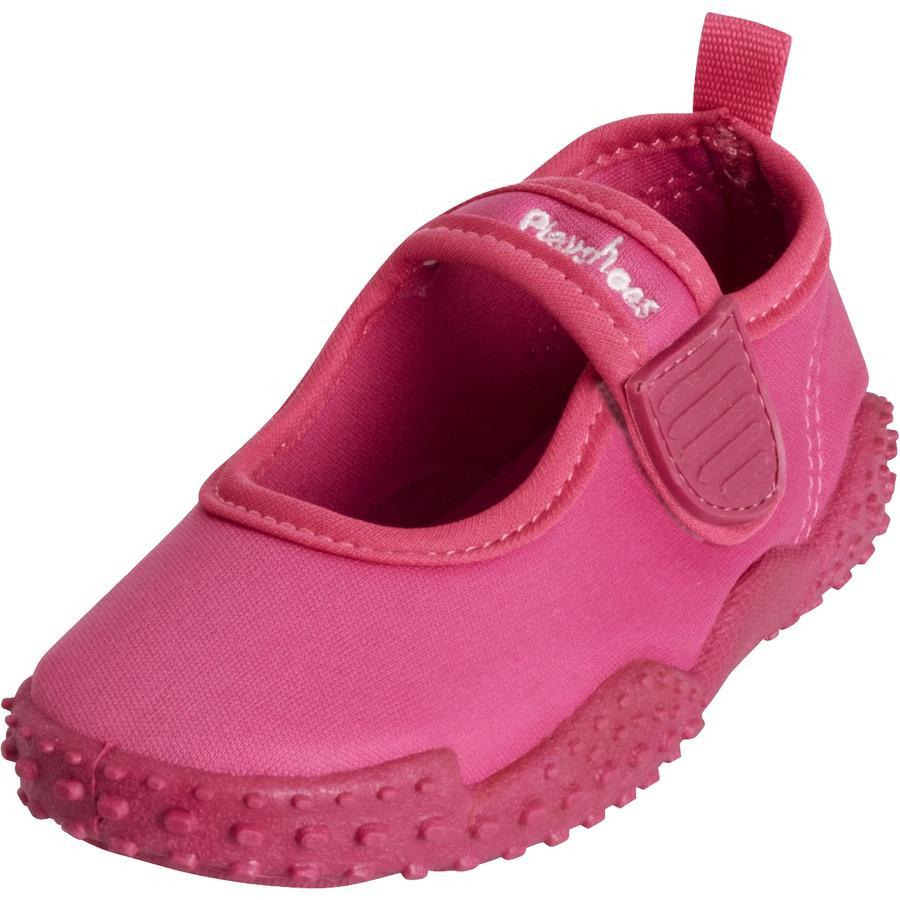 Playshoes Chaussons de bain enfant UV 50+, rose