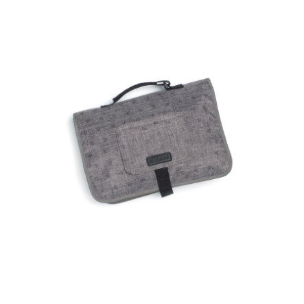Babymel Fasciatoio portatile Grey Origami Heart