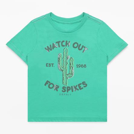 ESPRIT Boys T-Shirt smaragd