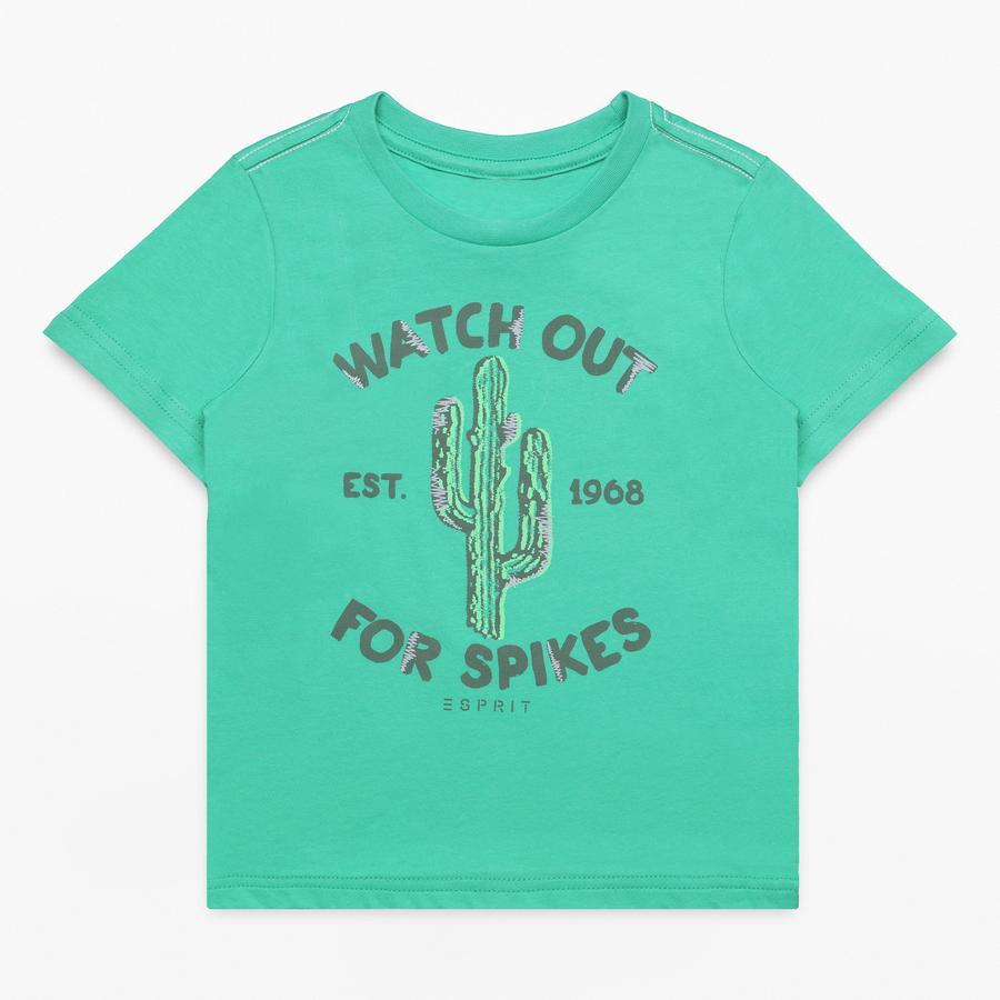 ESPRIT Boys T-Shirt emeraude