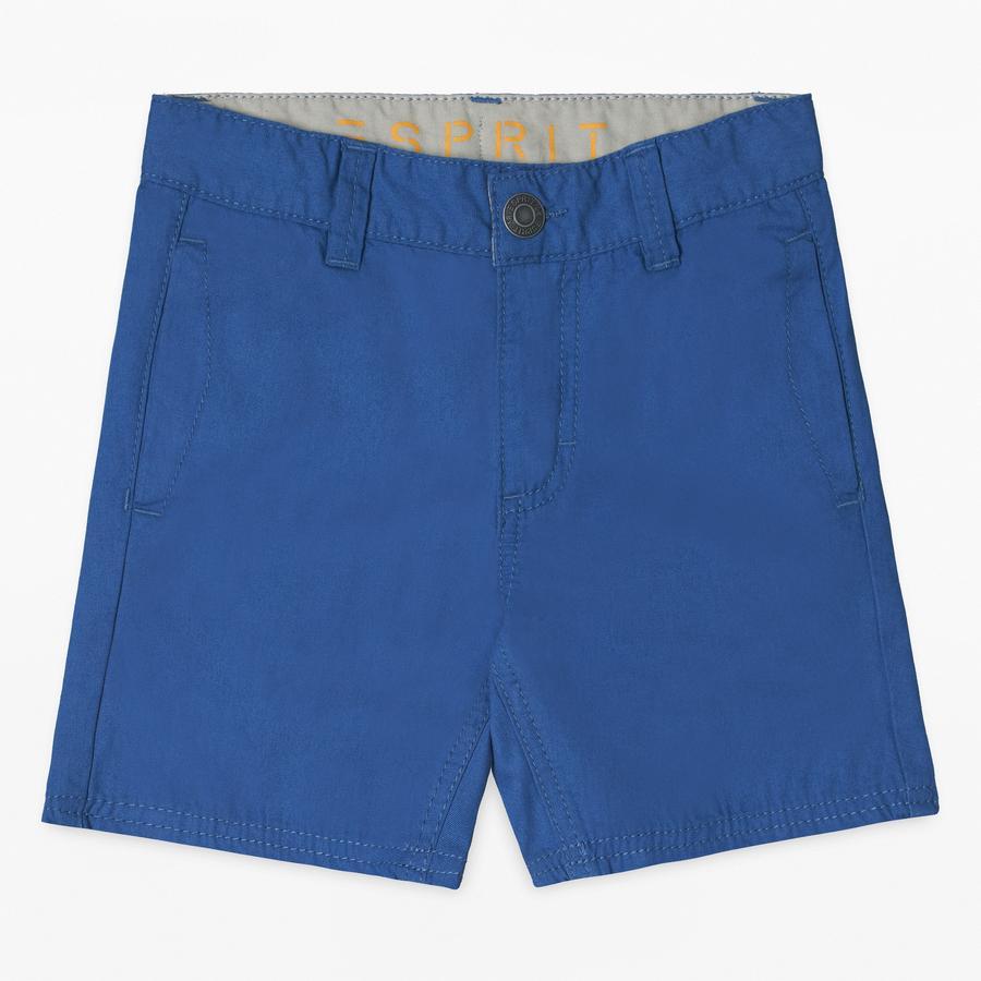 ESPRIT Boys Short bleu foncé