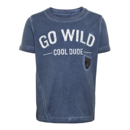 name it Boys T-Shirt Gaxel vintage indigo