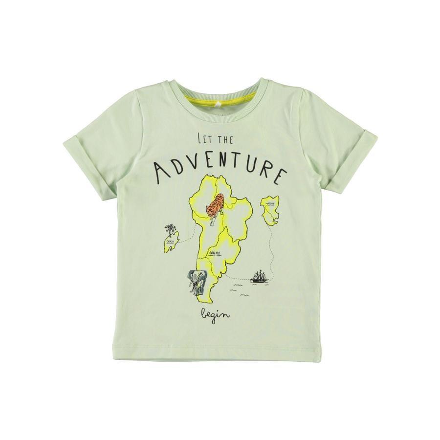 name it T-shirt Gabillon dammigt vatten