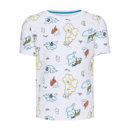 name it Boys T-Shirt Gabil blanc brillant