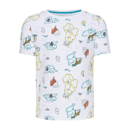name it Boys T-Shirt Gabil bright white