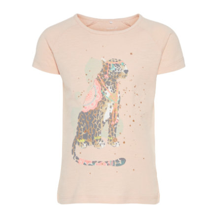 name it Girl s T-Shirt Garfisola perzikliefhebber....