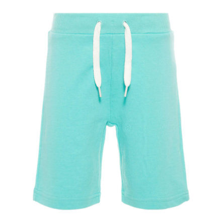 name it Boys Short Vermond bleu piscine