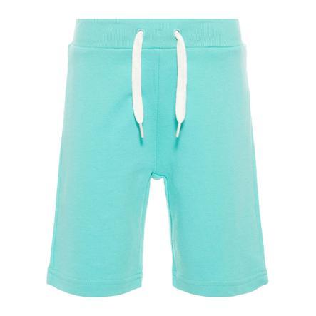 name it Boys Shorts Vermond zwembad blauw