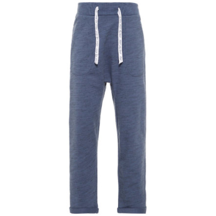 name it Boys Pantalon de survêtement vintage indigo