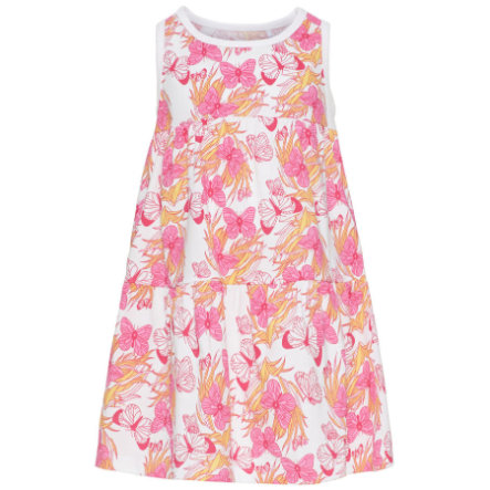 name it Girls Kleid Vigga bright white