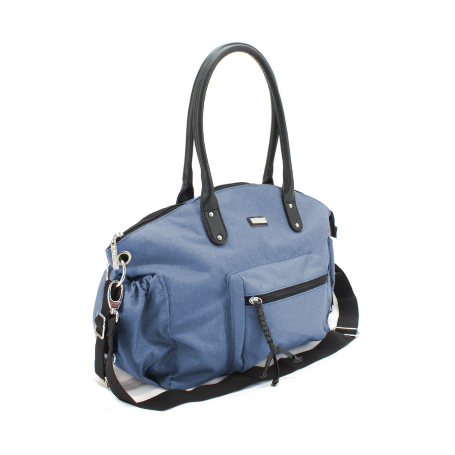 Kalencom Wickeltasche New York blau