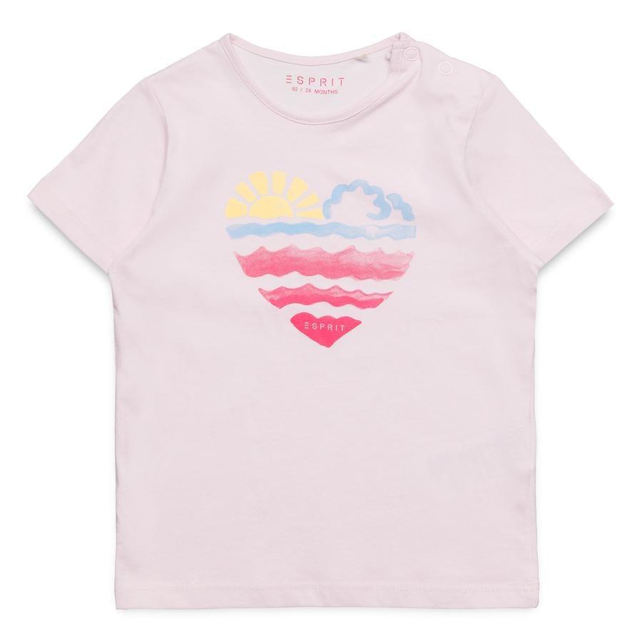 ESPRIT T-shirt för flickor rosa