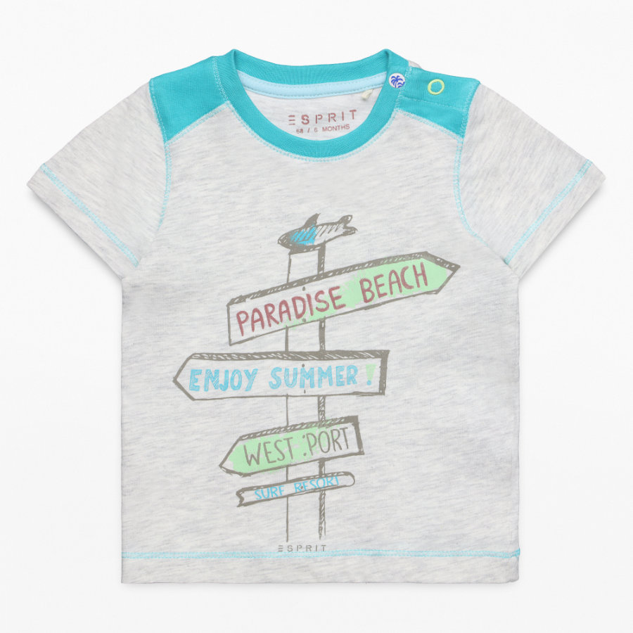 ESPRIT T-shirt ljungkräm