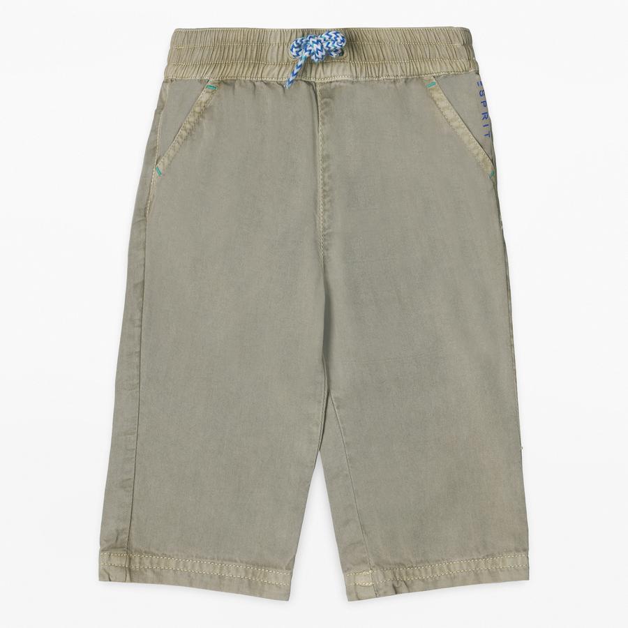 ESPRIT Boys Spodnie blade khaki