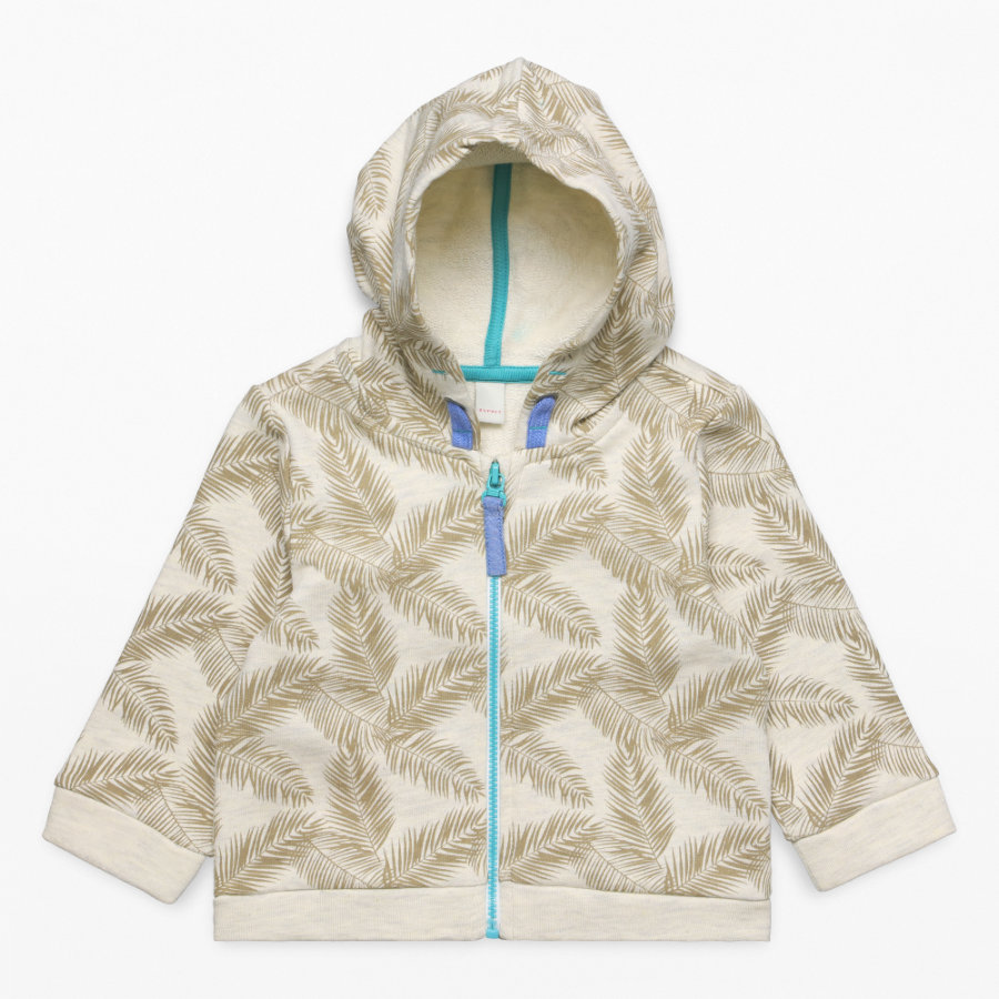 ESPRIT Boys Sweatjacke heather cream