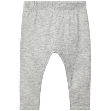 name it Pantalon de survêtement Uxoga gris mélangé