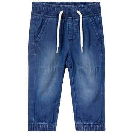name it Boys Jeans Romeo dark blue denim
