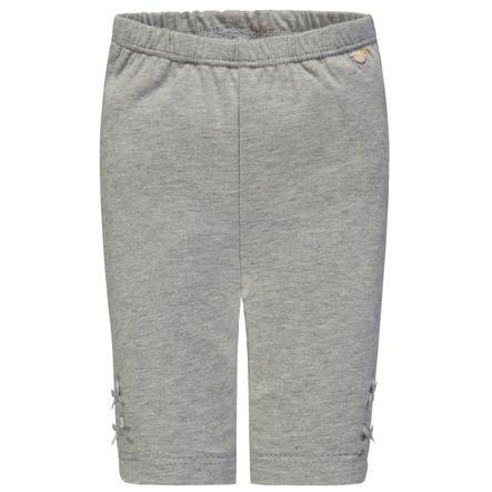 Steiff Girl Leggings Capri, gris