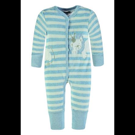 KANZ Pijama 1 pieza King, azul