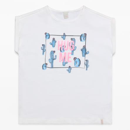 ESPRIT Girl s T-Shirt gebroken wit