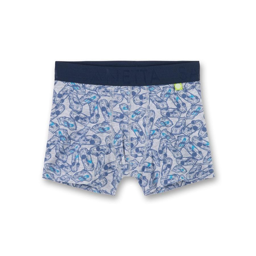 Sanetta Boys Shorts hellgrau melange