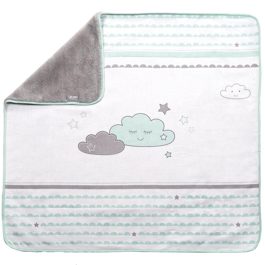roba plyšová deka 80 x 80 cm Happy Cloud