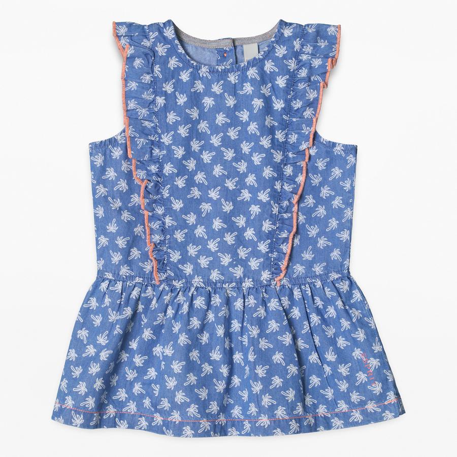 ESPRIT Girl s robe moyen lavis