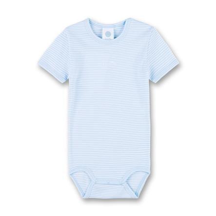 Sanetta Lichaam Soft met korte mouwen Blauw