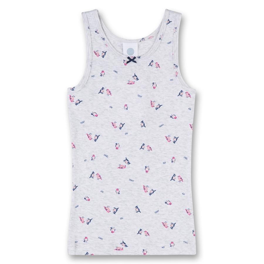 Sanetta Girl s Camiseta Pájaros Arena Melange