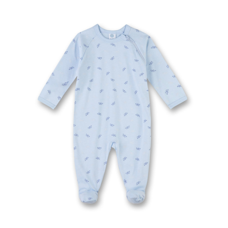Sanetta Boys Overall light blue