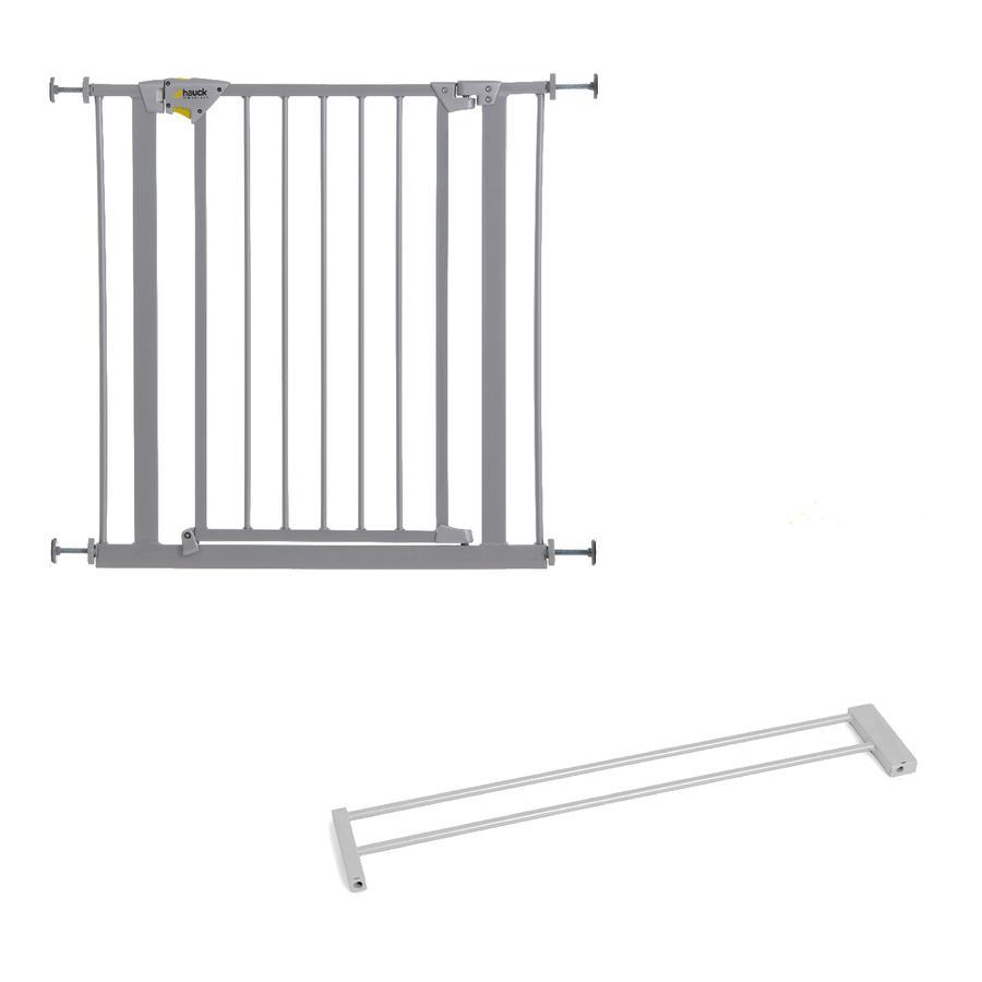 HAUCK Türschutzgitter Trigger Lock silver Verlängerung 14 cm