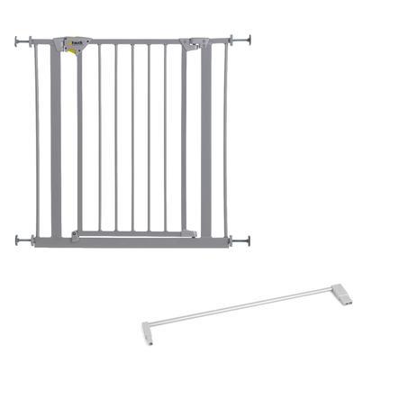 HAUCK Türschutzgitter Trigger Lock silver Verlängerung 7 cm