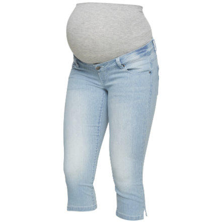 mama licious Umstandsjeans MLJOSIE light blue denim
