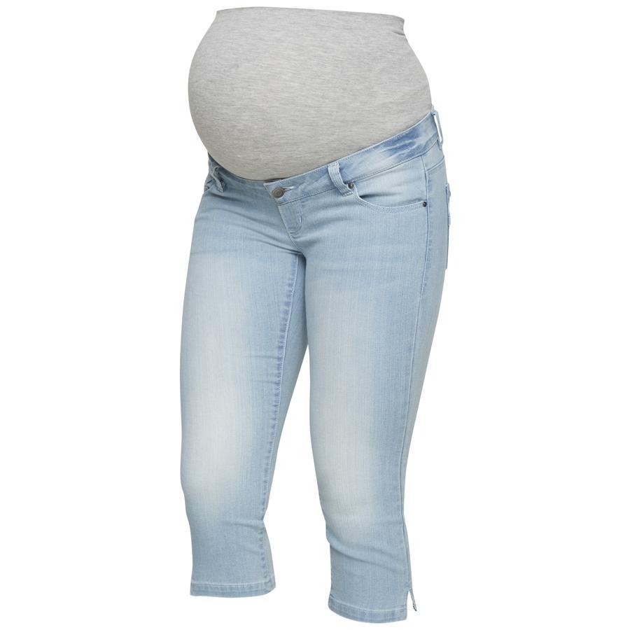 Mama Licious Jeans MLJOSIE light blue denim