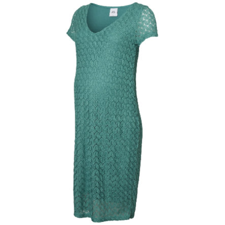 mama licious Umstandskleid MLSITA Green-Blue Slate
