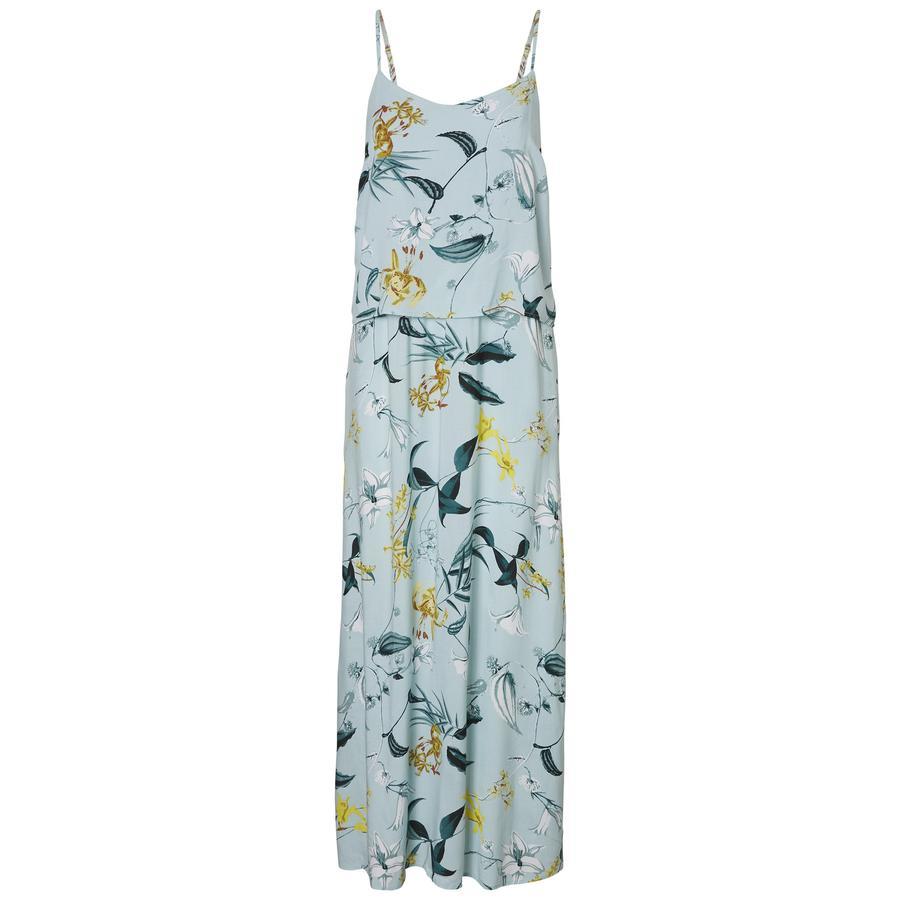 mama licious kojicí šaty MLLEMONADE Blue Haze
