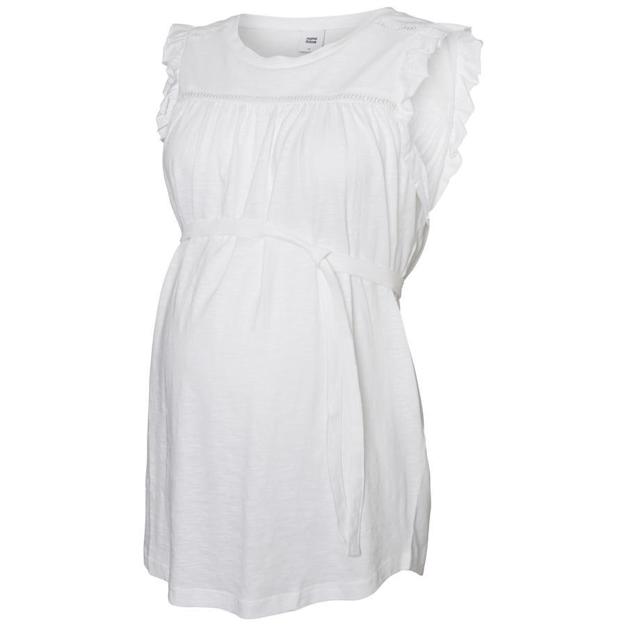 mama licytatywna koszula okolicznościowa MLIMAN B right  White