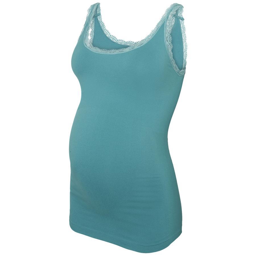 mama licious Tanktop MLHEAL Green-Blue Slate