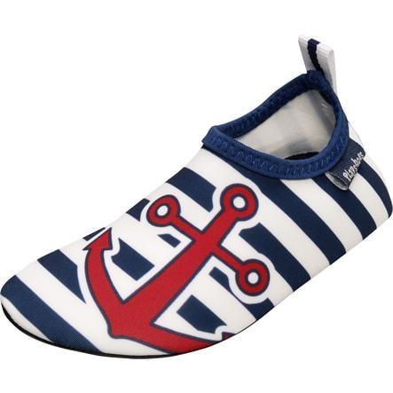 Playshoes  UV-beskyttelse aqua sko uni marine
