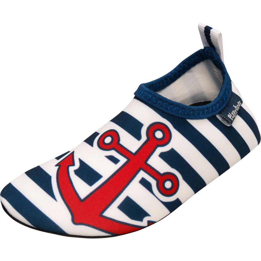 Playshoes UV-Schutz Aqua-Schuh uni marine