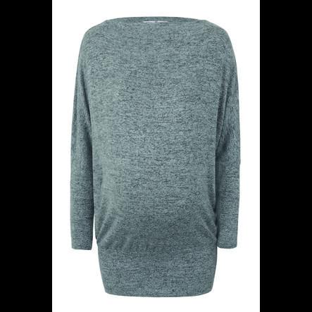 bellybutton Moderskap långärmad skjorta, grå fläckig